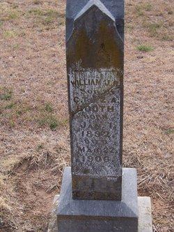 "William J. B. ""Willie"" Booth"