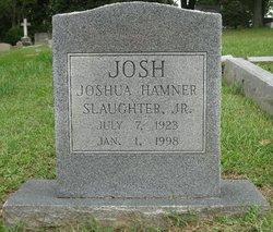 """Joshua Hamner """"Josh"""" Slaughter Jr."""