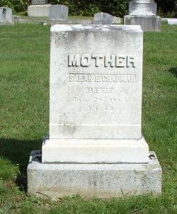 Sarah Elizabeth <I>Moore</I> Chapman