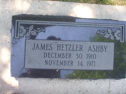 James Hetzler Ashby