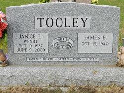 Janice Louise <I>Wendt</I> Tooley