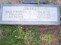 Hazen Warren Drake