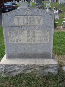 Conrad Toby