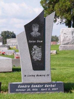 Sandra <I>Sandor</I> Kerbel