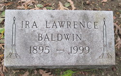 Ira Lawrence Baldwin