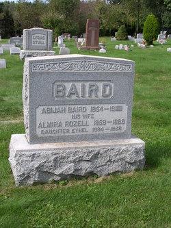 Almira <I>Rozell</I> Baird