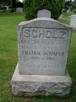 Mary Scholtz