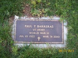 Paul T Barreras