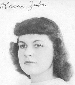 Karen Ruth <I>Zube</I> Valead