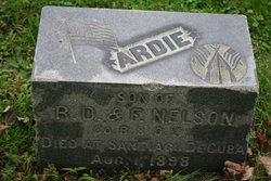"Sgt Robert Douglas ""Ardie"" Nelson"