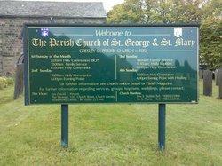 St George and St Mary Churchyard