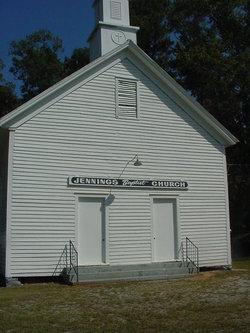 Jennings Baptist Church Cemetery