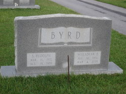 Shepard Rudolph Byrd