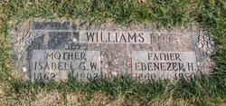 Ebenezer Henry Williams