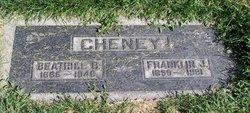 Franklin James Cheney