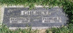 Beatrice <I>Barnes</I> Cheney