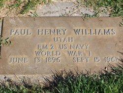 Paul Henry Williams