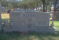 Rev Douglas Lee Alford