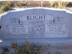 Maud Siler Blight