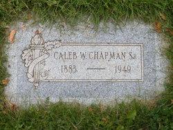 Caleb William Chapman, Sr