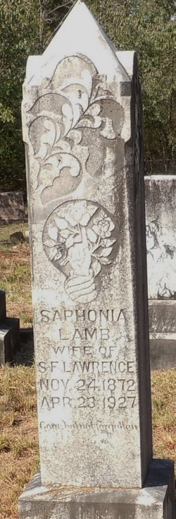 Saphronia Lawrence