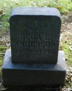 Beda <I>Ericson</I> Anderson