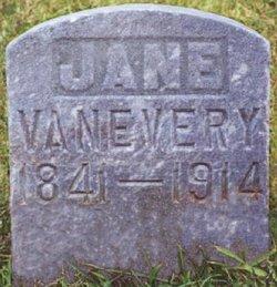Jane Charity <I>Drake</I> VanEvery