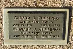 Bernard A Cummings