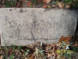 W. A. Hawkins