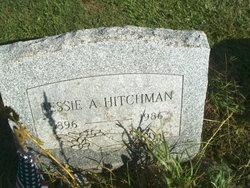 Bessie Albina <I>Freed</I> Hitchman
