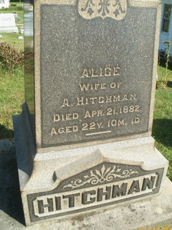 Alice <I>Clever</I> Hitchman