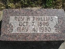 Roy A Phillips