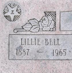 Lillie <I>Bell</I> Kinney