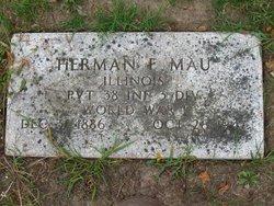 Herman F Mau