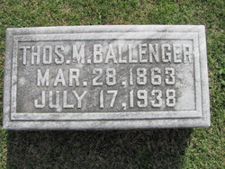 Thomas Mansfield Ballenger