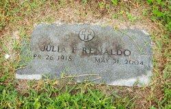 Julia Frances <I>George</I> Renaldo