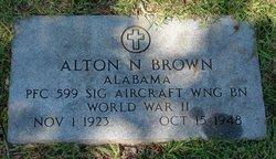 Alton N Brown
