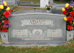 Florine F Adams