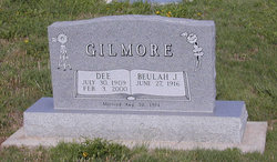 Beulah June <I>Selby</I> Gilmore