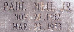Paul Neil Barron, Jr