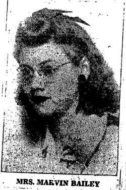 Lois Arva <I>Fuller</I> Bailey