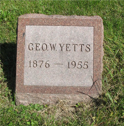 George W. Yetts