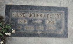 Floyd Richard Detert