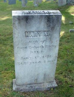 Mary Purington <I>Snow</I> Rich