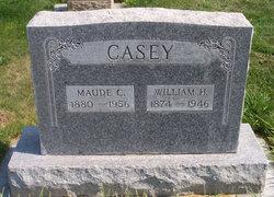 Maude Clara <I>Davisson</I> Casey