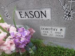 Dorothy Deevelle <I>Bruce</I> Eason