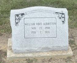William Odis Albritton