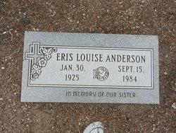 Eris Louis Anderson