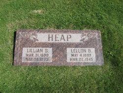 Lillian Sarah <I>Lowe</I> Heap
