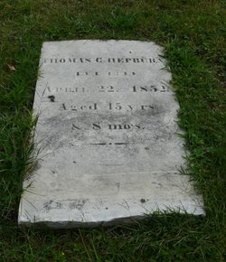 Thomas G Hepburn